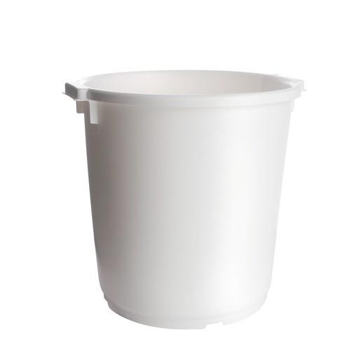 Speciekuip 125 Liter.Kreuwel Speciekuip Mengkuip 35 Liter Wit 40x40cm